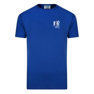 Score Draw Chelsea FC 70 Home Jersey Mens