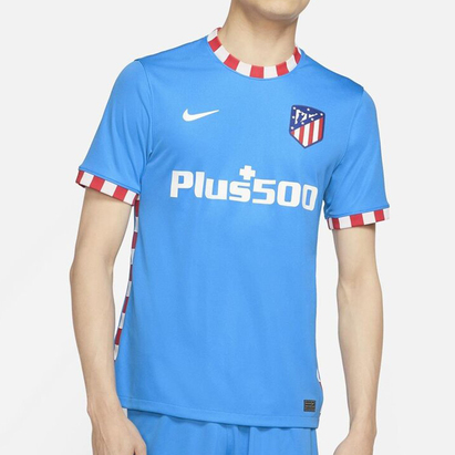 Nike Atletico Madrid Third Shirt 2021 2022