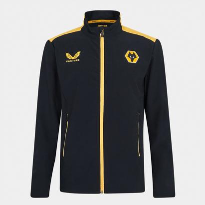 Castore Wolverhampton Wanderers Anthem Jacket 2021 2022