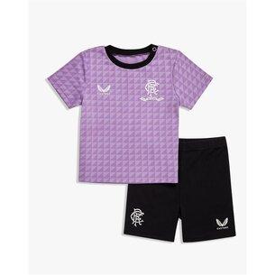 Castore Rangers Third Baby Kit 2021 2022