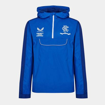 Castore Rangers Anorak 2021 2022 Mens