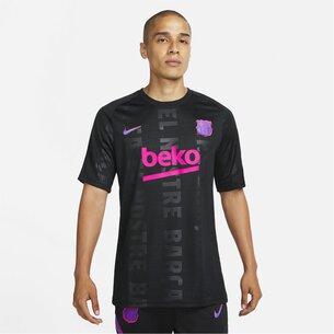 Nike Barcelona Pre Match European Shirt