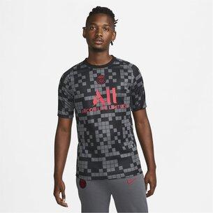 Nike Paris Saint Germain European Pre Match Shirt