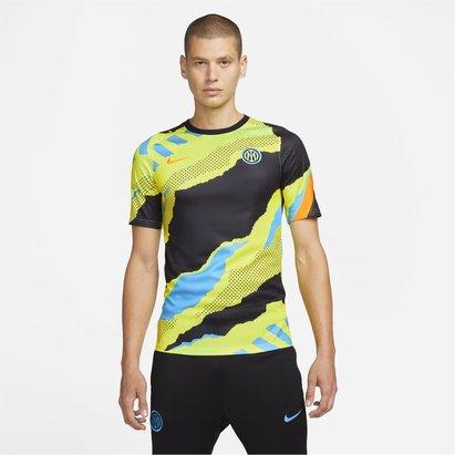 Nike Inter European Pre Match Shirt