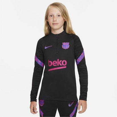 Nike Barcelona Strike Drill Top Junior