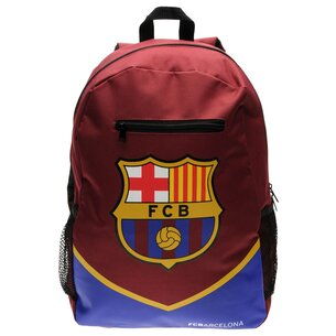 Barcelona Football Backpack
