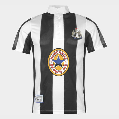 Score Draw Newcastle United 1996 Home Shirt Mens