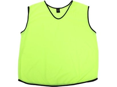 Mesh Training Bib Black