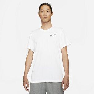 Nike Breathe Short Sleeve T Shirt Mens