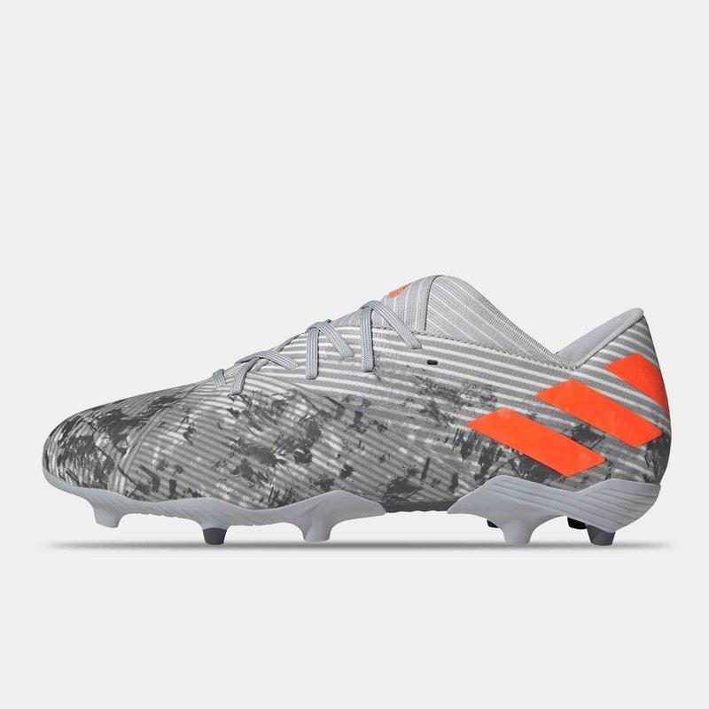 Adidas Mens Nemeziz 19 2 Mens Fg Football Boots Soccer Shoes Trainers Men S Shoes