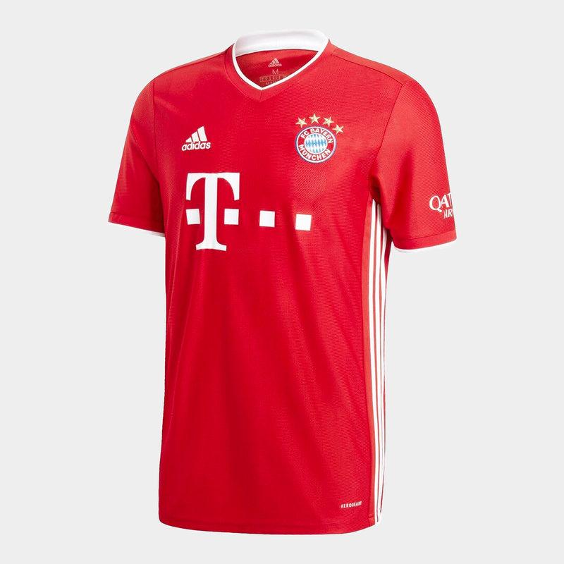 Bayern Munich Home Shirt 2020 2021