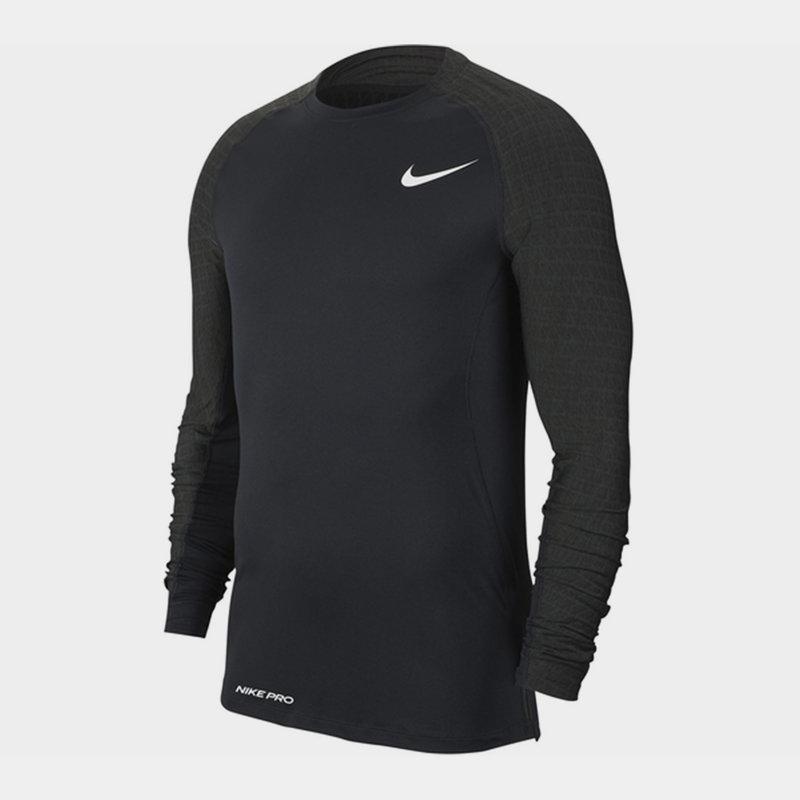 Utility Thermal Mock T Shirt Mens