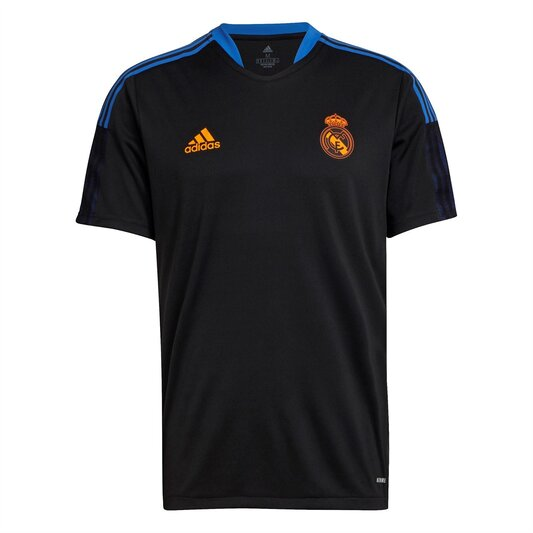 Real Madrid Training Shirt 2021 2022 Mens