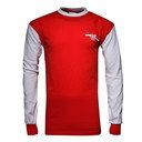 Arsenal 1971 L/S Retro Football Shirt