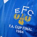Everton 1984 FA Cup Final Retro Football Shirt