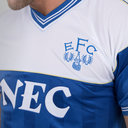 Everton 1986 Home Retro Football Shirt