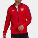 Arsenal Anthem Jacket 2021 2022 Mens