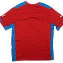 Czech Republic 14/15 Home S/S Replica Football Shirt