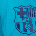 FC Barcelona 17/18 Dry Football Training T-Shirt
