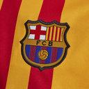 FC Barcelona 17/18 Kids Dry Squad GX Football Training Shirt