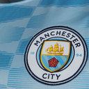 Manchester City 17/18 Dry Squad GX Football Training Shirt