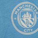 Manchester City 17/18 Dry Football Training T-Shirt