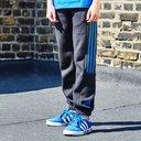 Stripe Fleece Pants