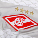 Spartak Moscow 2014/15 Away S/S Replica Football Shirt