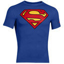 Superman Logo Compression S/S Kids T-Shirt