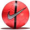 Mercurial Fade Training Football Bright Crimson/Black/Chrome