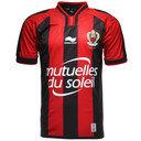 OGC Nice FC Home 2014/15 Match Day Football Shirt