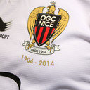 OGC Nice FC Away 2014/15 Match Day Football Shirt