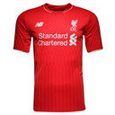 Liverpool FC 2015/16 Kids Home S/S Football Shirt