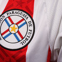 Paraguay 2015 Home S/S Replica Football Shirt