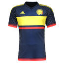 Colombia 2015 Away S/S Football Shirt