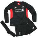 Liverpool FC 2015/16 Home Infant Goalkeeper Football Kit