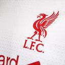Liverpool FC 2015/16 Kids Away S/S Football Shirt