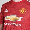 Manchester United Authentic Home Shirt 2020 2021