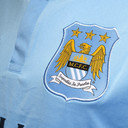 Manchester City 2015/16 Home Players Match Day S/S Football Shirt