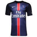 Paris Saint-Germain 15/16 Home S/S Football Shirt