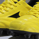 Morelia Neo CL Kids MD FG Football Boots Bolt/Black