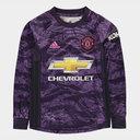 Manchester United Home Goalkeeper Shirt 2019 2020 Junior