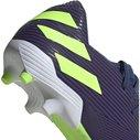Nemeziz Messi 19.3  Football Boots Firm Ground
