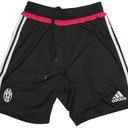 Juventus 15/16 Football Training Shorts