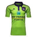 Royal Sporting Club Anderlecht 15/16 Away S/S Football Shirt