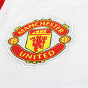 Manchester United 15/16 Home Kids Football Shorts