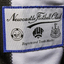 Newcastle United 1996 Home Retro Football Shirt