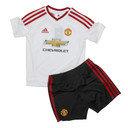 Manchester United 15/16 Away Mini Kids Replica Football Kit