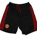 Manchester United 15/16 Away Kids Football Shorts