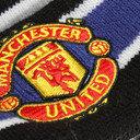 Manchester United Cuff Bobble Football Beanie
